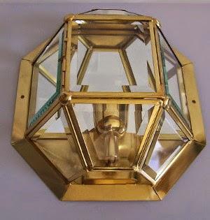Ditta brogani maurizio lavori in ferro battuto e restauri for Specchio esagonale