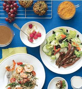 makanan sehat seimbang