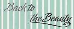 Blogs Favoritos: Back to the beauty
