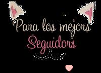 Premio PARA LOS MEJORES SEGUIDORES