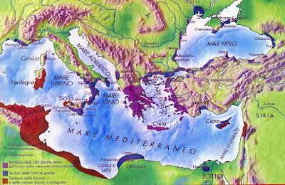 Colonie fenicie