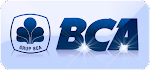 Pembayaran melalui BCA :