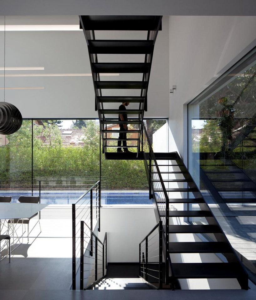 Choisir l\'escalier esprit loft