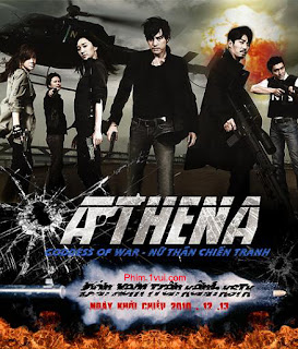 Phim Âm Mưu Athena - Goddess Of War [Vietsub] Online