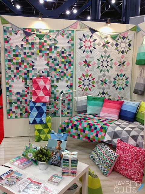 Fall 2013 Quilt Market Recap 3 The Booths Amp More