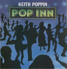 KEITH POPPIN LP COLORIDO-VERMELHO(COM MELO DE MARIA) EX EX EX
