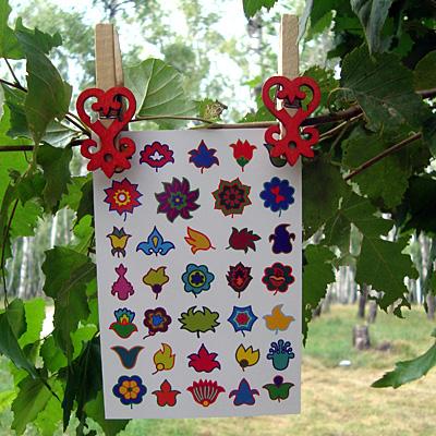 татарские открытки