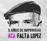 Aparición con vida de Jorge Julio López