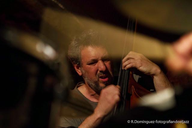 © R.Domínguez - Albert Cirera Lisbon Trio & Agustí Fernández