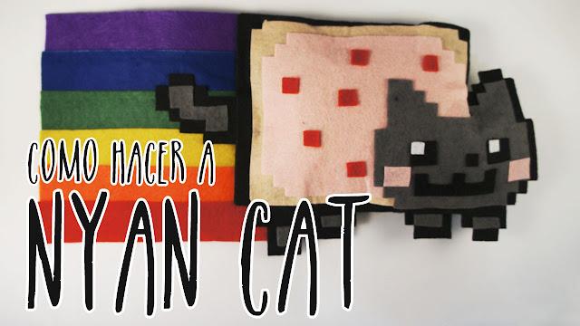 como hacer a nyan cat