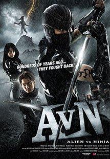 Quái Vật Không Gian Đối Đầu Ninja - Alien Vs Ninja 2010