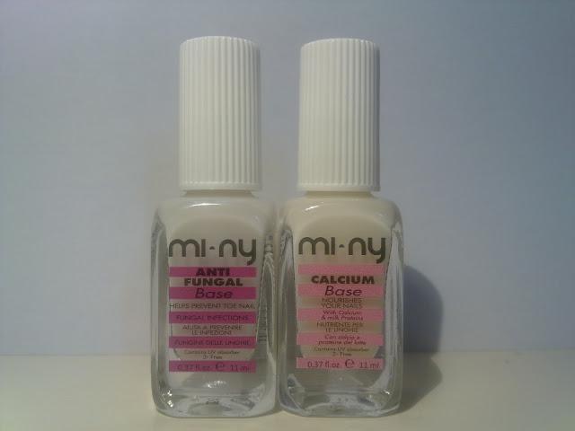 antifungal base e calcium base mi-ny