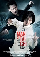 Man Of Tai Chi New Poster