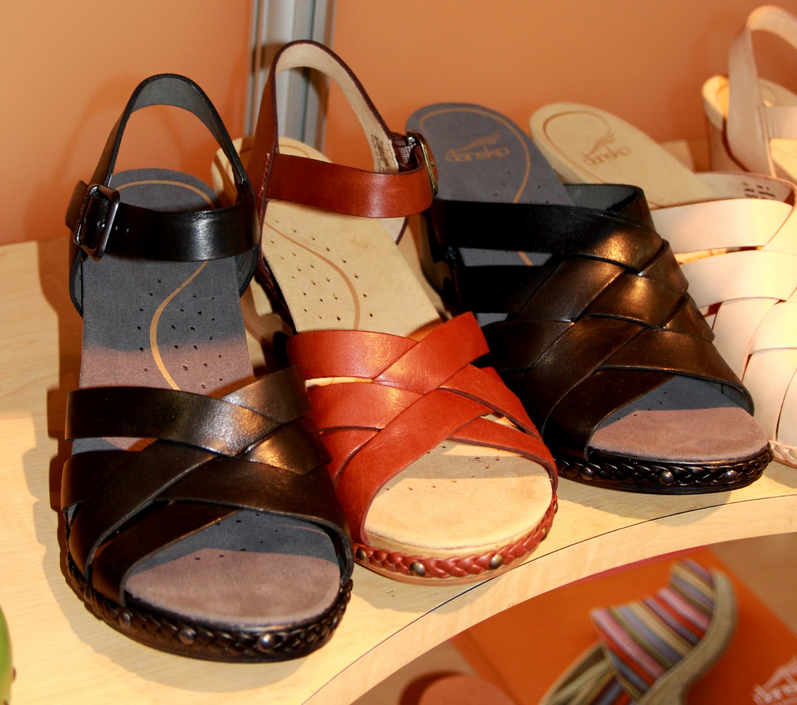 Tru-$130 woven leather uppers slingbacks-slides (Tory-Black, Natural  $130)-all can be the workhorse for Spring-versatile