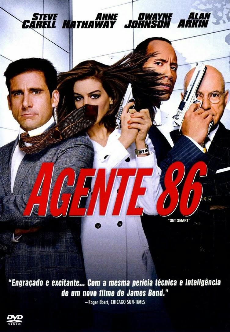 Agente 86 – Dublado (2008)