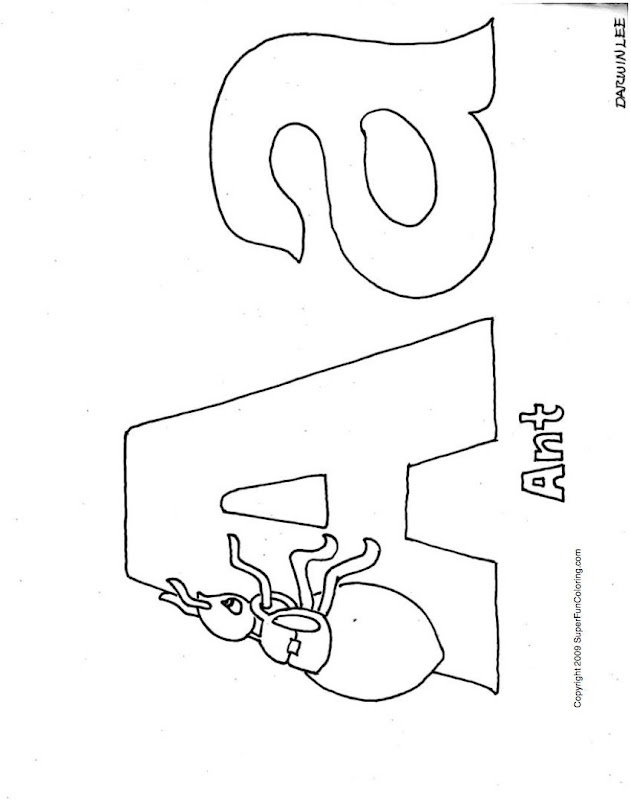 t coloring pages preschool - photo #16
