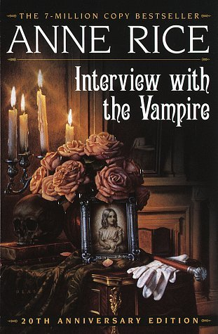ann rices interview with the vampire as a gothic novel Anne rice's casting ideas, hopes for proposed vampire chronicles tv series  faithful adaptation of the first novel in the series, interview with the vampire,.