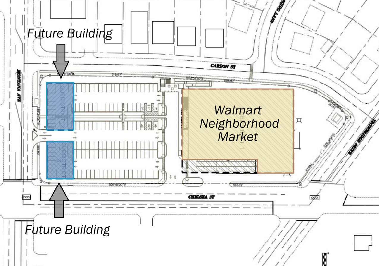 El Paso Development News Walmart Changes Zoning Request Plan Will