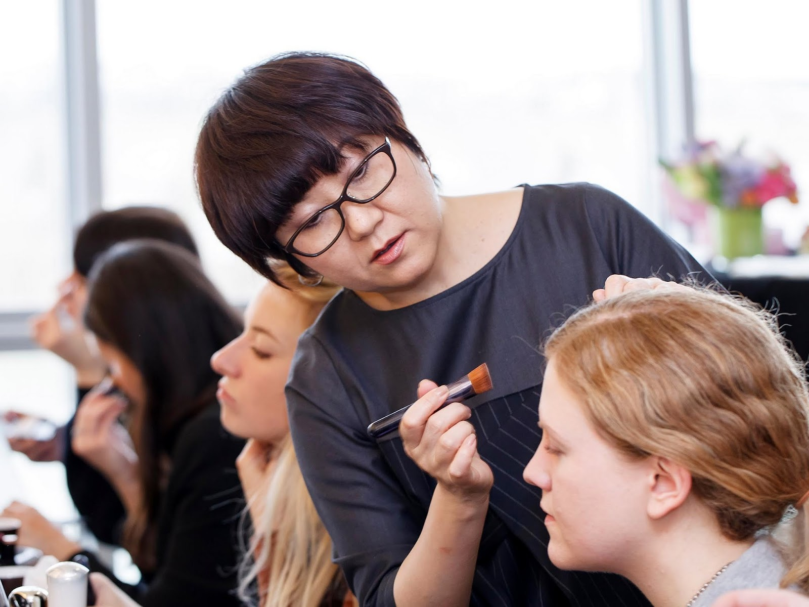 Shiseido Beauty Academy Noriko Okubo