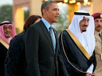 Delegasi Besar Obama Disambut Hangat Para Elit Saudi, Ada Apa ?