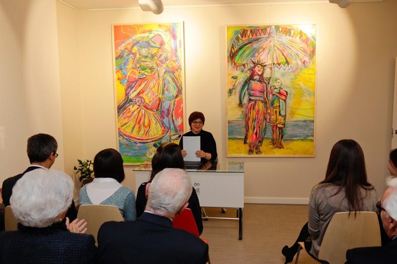 Presentación e Inauguración Sede Fundación Cattell Psicólogos