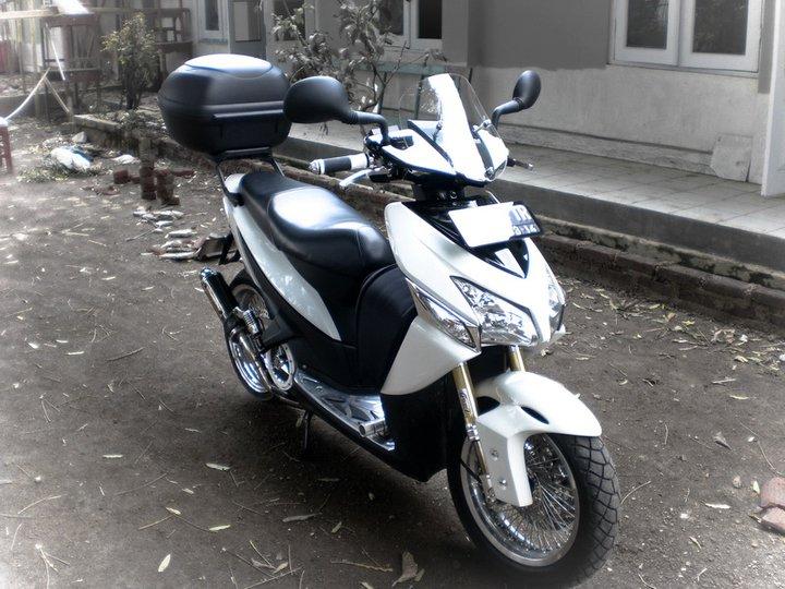 Modifikasi Honda Vario