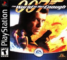 ROMs - 007 - The World Is Not Enough - PS1 - ISOs Download