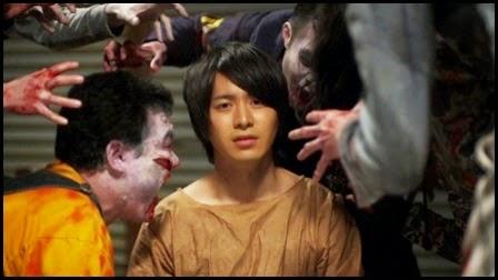 Hunger of the dead (Naoto Tsukiashi, 2014)