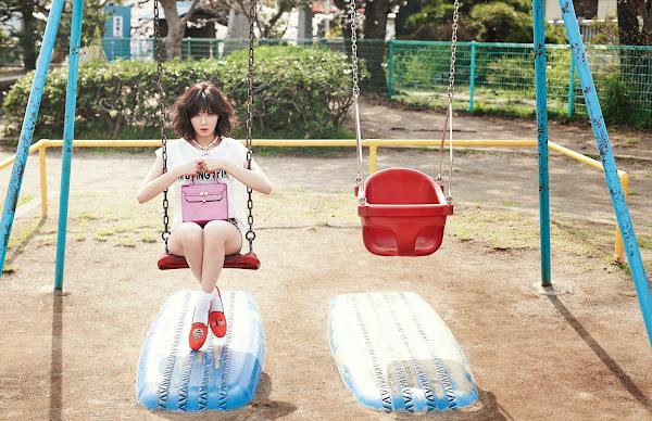 Hyuna 4minute Ceci 2014