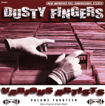 Dusty Fingers Vol 14 (2006) (Vinyl) (192kbps)