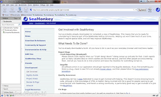 Download Web Browser - SeaMonkey