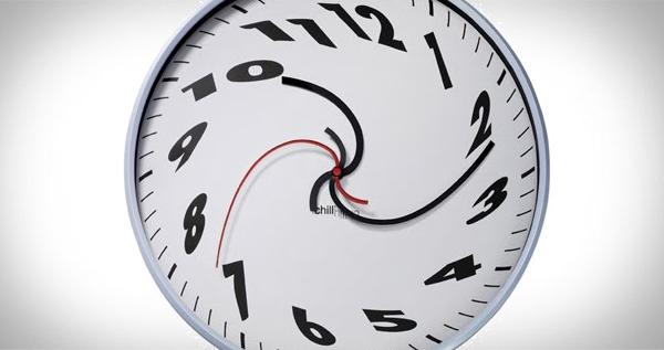 Salvador Dali Clock