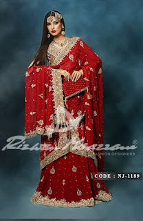 Long Shirt Lehenga Choli Collection