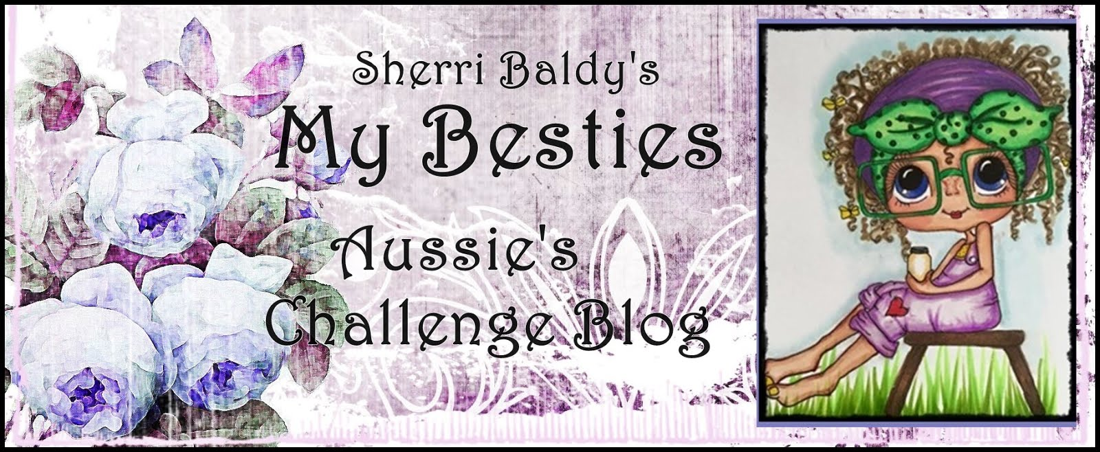 My Ausies Besties Challenge Blog