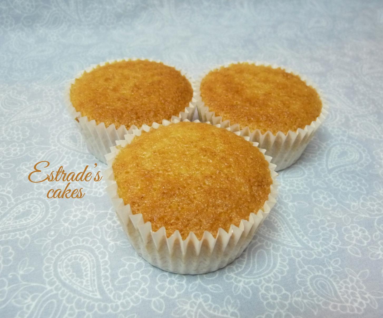 receta de cupcakes leche caliente - 1