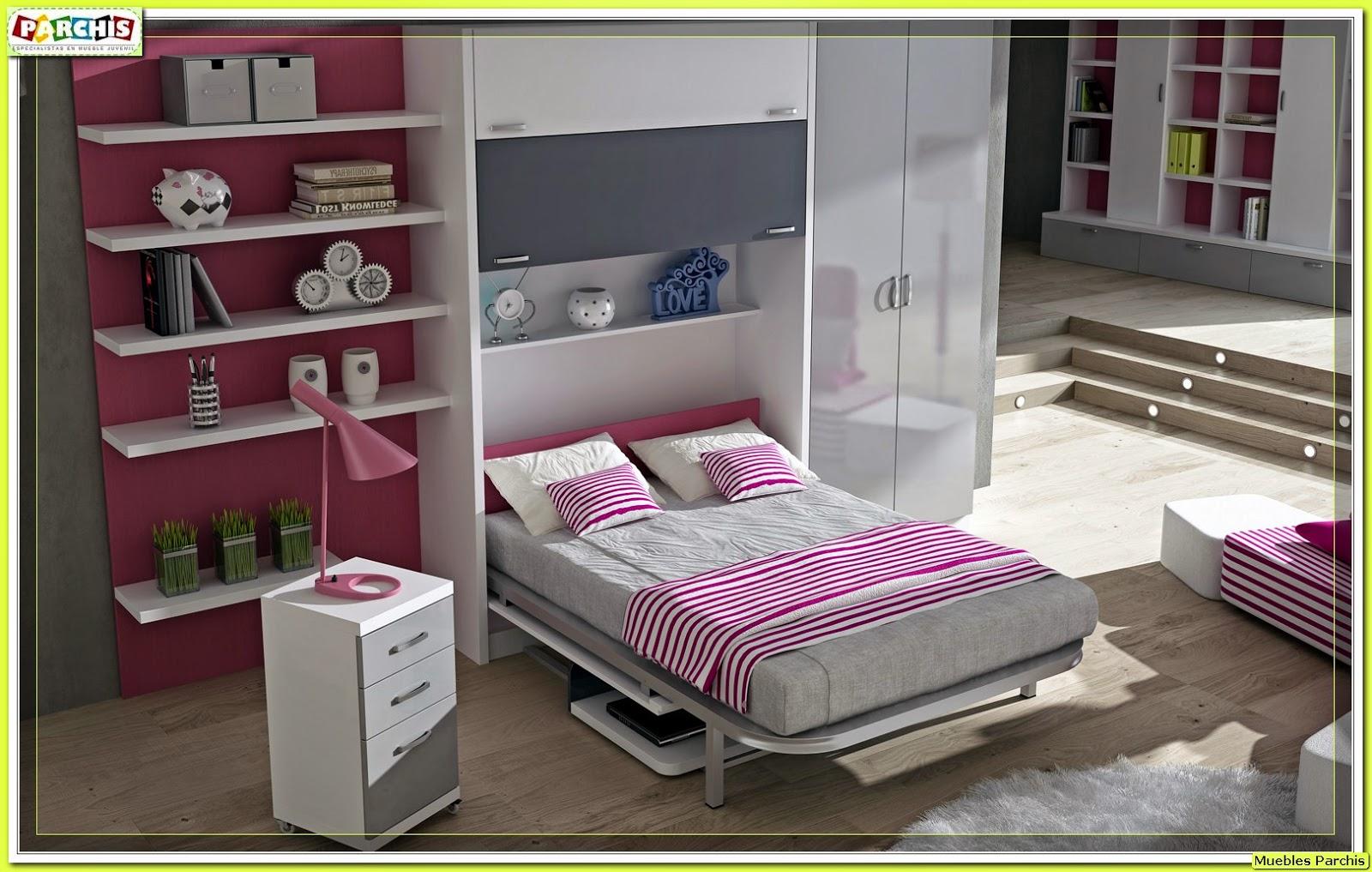 Dormitorios juveniles en madrid with dormitorios - Camas abatibles madrid ...