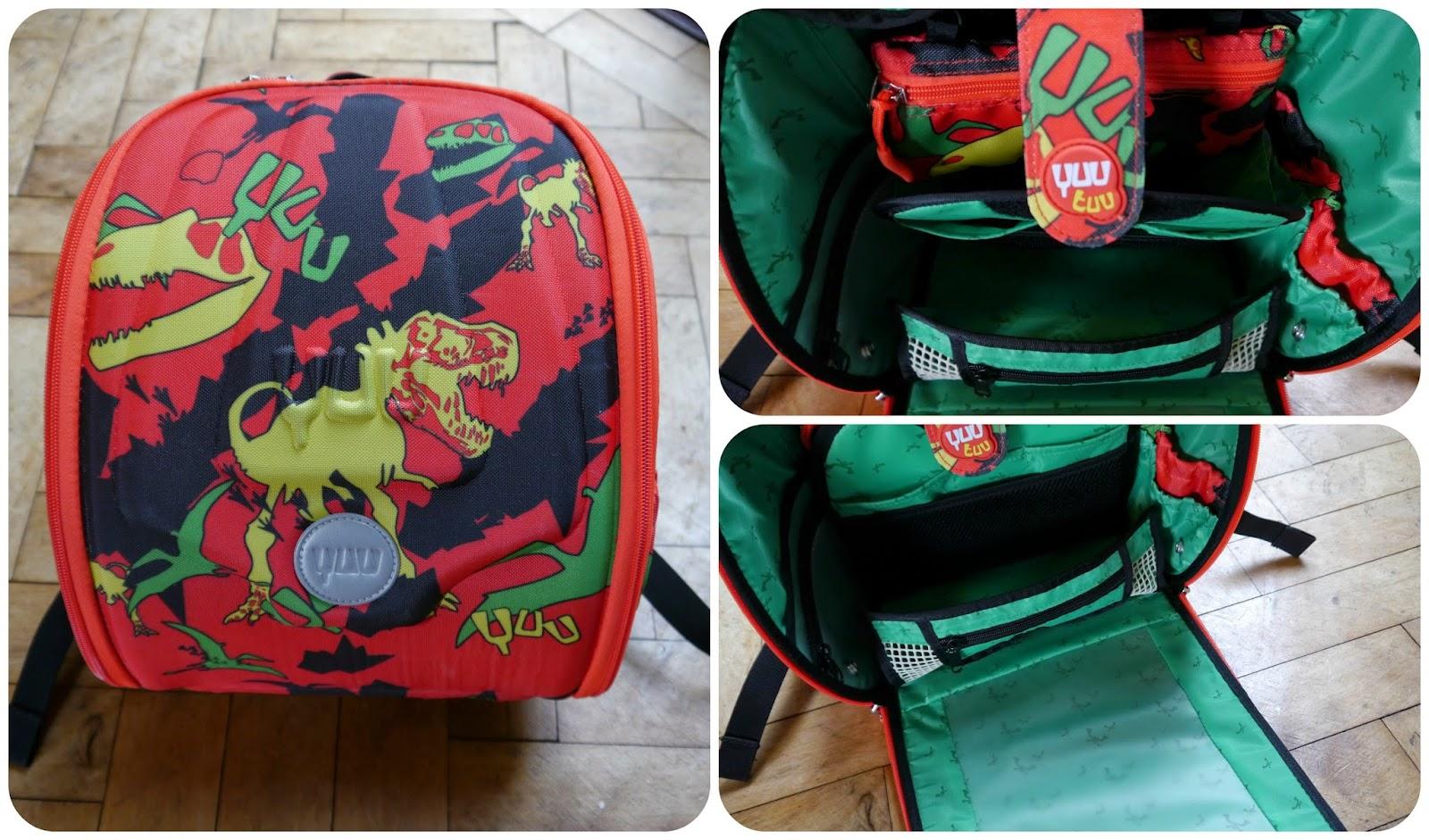 YUU GRUUR Bag Review