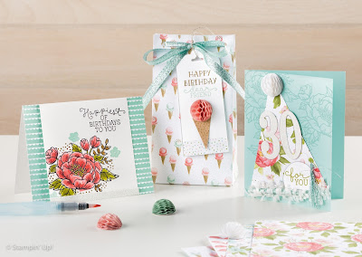 Stampin' Up! Spring summer catalogue 2016