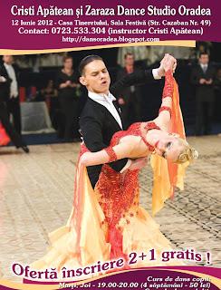 dans copii Oradea - iunie 2012