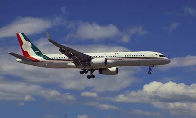 mexico president aircraft