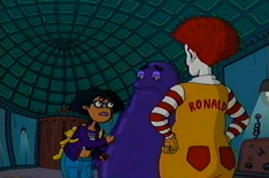 Nothing But Cartoons The Wacky Adventures Of Ronald