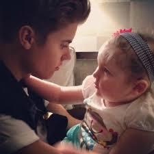 * Justin e Avalanna *