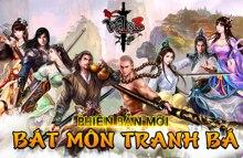 Game Võ Lâm 3 - update Phiên Bản Mới Bát Môn Tranh Bá | android | java