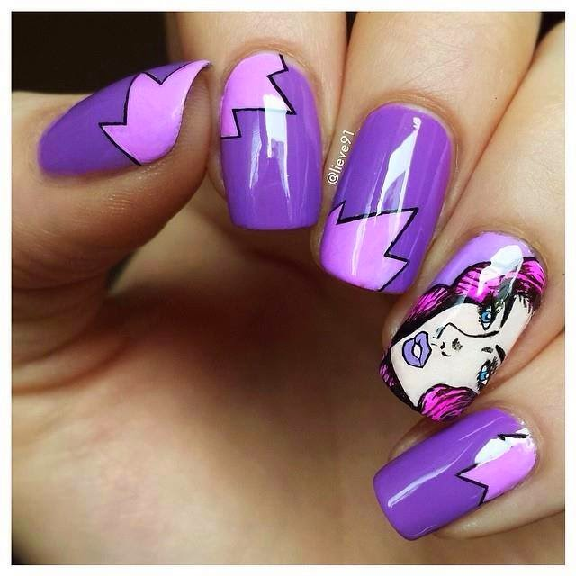 Latest Nails Designs #11.