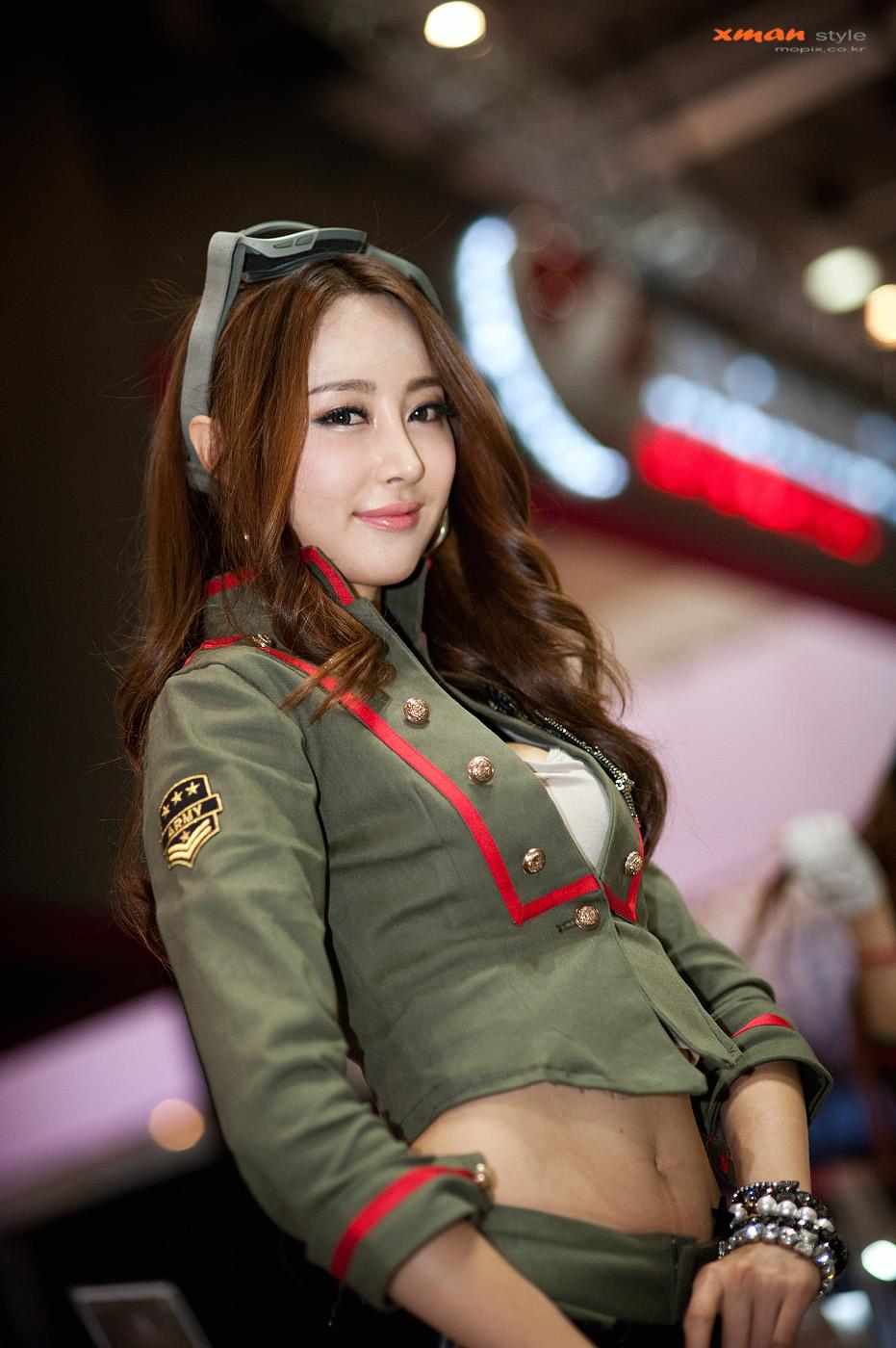 eun bin at g star 2012 cute girl   asian girl
