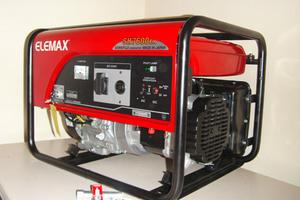 Genset Elemax SH 7600 EX - Jual Elemax SH 7600 EX Bekasi