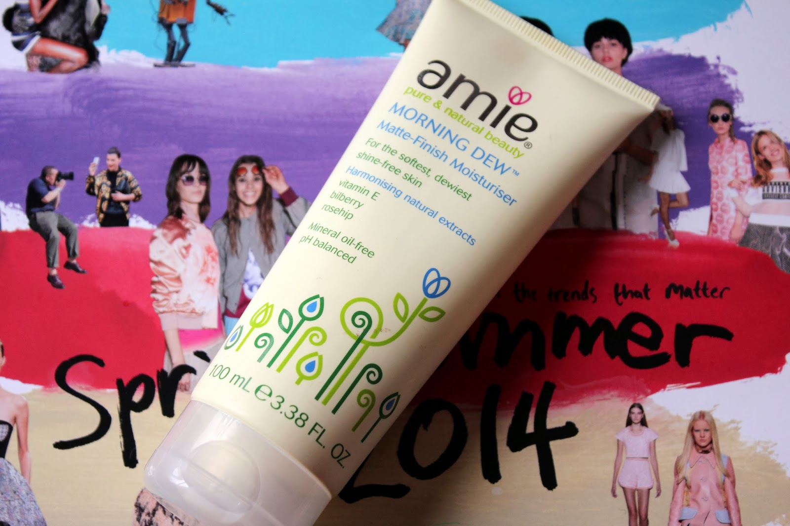 Review - AMIE Morning Dew Matte-Finish Moisturiser