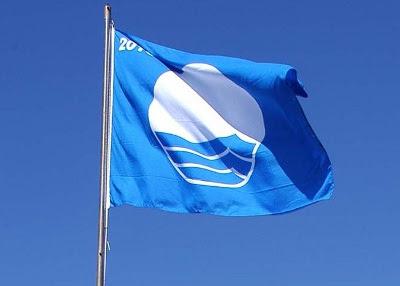 bandera azul Alicante, la provincia española con más banderas azules en sus playas 2011