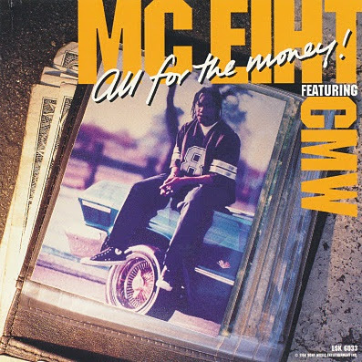 MC Eiht – All For The Money (Promo VLS) (1994) (320 kbps)