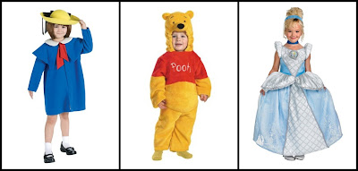 Halloween costumes